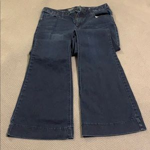 Mossimo Bell Bottom Jeans